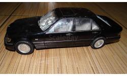 Mercedes Benz S600, 1:18, модель Norev - под восстановление, масштабная модель, scale18, Mercedes-Benz