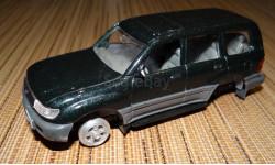 Toyota Land Cruiser 100, 1:43, VXR модель под восстановление