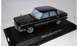 Nissan Gloria Prince 1963, 1:43, модель Japan Ebbro, масштабная модель, 1/43