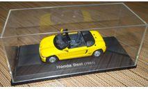 Honda Beat, 1:43, журнальная серия Японии, масштабная модель, Hachette, scale43