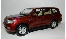 Toyota Land Cruiser 200, 1:30, масштабная модель, Hachette, scale30