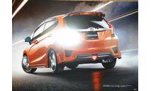 Honda Fit  'Mugen' - Японский каталог 15стр., литература по моделизму