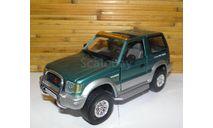 Mitsubishi Pajero 3 door, 1:24, модель Schuco, масштабная модель, scale24