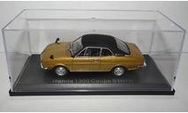Honda 1300 Coupe 9, 1:43, журнальная серия Японии, масштабная модель, Norev, scale43