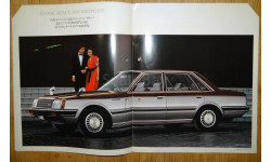 Nissan Laurel С31 - Японский каталог, 38стр.
