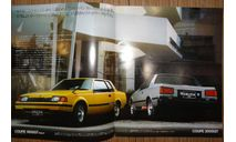 Toyota Celica A60 - Японский каталог, 33 стр., литература по моделизму