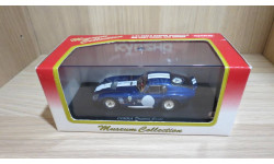 Cobra Daytona Coupe (Blue) 1/43 Kyosho, масштабная модель, 1:43