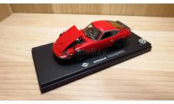 Nissan Fairlady 240ZG Wide Wheel (Red) 1/43 Kyosho