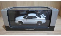 Nissan Skyline GT-R (BNR34) V-spec N1 1/43 - Kyosho, масштабная модель, 1:43