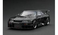 Nismo GT-R LM (Plain Color Model: Black) 1/43 HPI/Mirage