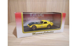 Toyota 2000GT Time Trial Car (Yellow) 1/43 Kyosho, масштабная модель, 1:43