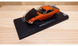 СКИДКА!!! Nissan Fairlady Z432R (Orange) 1/43 Kyosho, масштабная модель, scale43