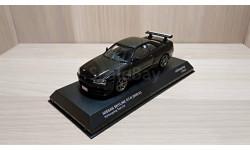 СКИДКА!!! Nissan Skyline GT-R (BNR34) Nurburgring Test Car (Black) 1/43 Kyosho, масштабная модель, scale43