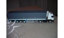 МАЗ-5440 + МАЗ-9758, масштабная модель, Автоистория (АИСТ), scale43