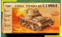 Танк Т-26, сборные модели бронетехники, танков, бтт, scale72, Mirage hobby