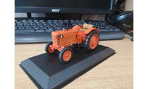 Трактор МТЗ-2, масштабная модель трактора, Тракторы. История, люди, машины. (Hachette collections), scale43