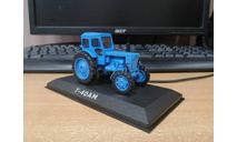Трактор Т-40АМ, масштабная модель трактора, scale43