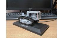 Трактор Сталинец-65, масштабная модель трактора, scale43
