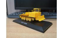ТДТ-55А, масштабная модель трактора, scale43