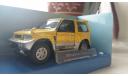 МИЦУБИШИ ПОДЖЕРО, масштабная модель, scale43, Bauer/Cararama/Hongwell, Mitsubishi