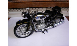 1/10 модель мотоцикла NSU Schuco металл, масштабная модель мотоцикла, 1:10