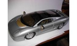 модель 1/12 Jaguar XJ220 Maisto металл 1:18, масштабная модель, scale12