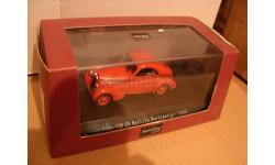модель 1/43 Fiat 508 CS Balilla Berlinetta 1935 Starline металл красный