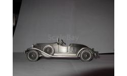 модель-скульптура 1/43 Stutz Boattail Danbury Mint pewter - олово 1:43