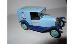 модель 1/43 Citroen 5CV 1925 фургон Eligor металл 1:43
