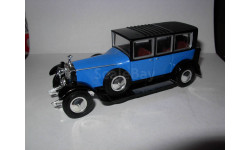 модель 1/45 Rolls-Royce Phantom 1926 Matchbox металл