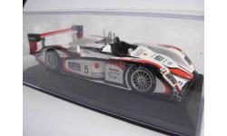 модель 1/43 Audi R8 #5 24 h. Le Mans 1984 металл 1:43, масштабная модель, scale43
