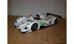 модель 1/18 гоночный BMW V12 LMR 1999 №42 24 hours Sebring Müller Lehto Kristensen Le Mans Kyosho металл, масштабная модель, 1:18