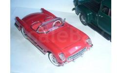 модель 1/24 1954 Chevrolet Corvette Franklin MInt металл