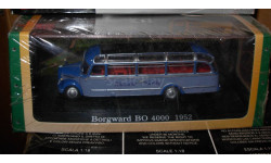 модель автобуса 1/76 Borgward BO 4000 1952 Atlas металл