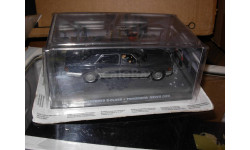 модель 1/43 Mercedes Benz SEL (S-class) W126 James Bond 'Tomorrow never dies' Universal Hobbies металл