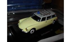 модель 1/43 Citroen ID19 Ambulance 1963 -DS-Collection металл 1:43, масштабная модель, Atlas, Citroën