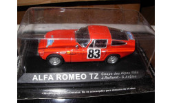 модель 1/43 Alfa Romeo TZ 1964 металл