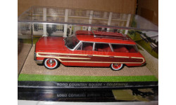 модель 1/43 Ford Country Squire James Bond 'Goldfinger' Universal Hobbies металл