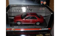 Лимитированная модель 1/43 Rover 75 Vanguards металл