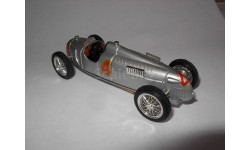 модель 1/43 Auto Union C HP 520 1936 #4 Brumm металл 1:43