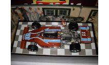 гоночная модель 1/18 AAR Eagle #11 Pancho Carter 1974 Indy Indianapolis 500 Carousel 1 металл 1:18, масштабная модель, Carousel1, scale18