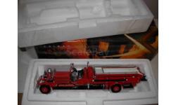 1/43 пожарный  Ahrens Fox Quad 1930 Matchbox Models of Yesteryear металл 1:43 пожарная