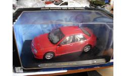 модель 1/18 ALFA ROMEO 156 GTA 2002 Ricko металл