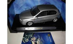 модель 1/18 ALFA ROMEO 147 Ricko металл, масштабная модель, 1:18
