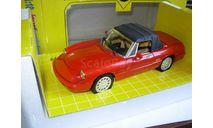 модель 1/18 Alfa Romeo Spyder 1969 Pininfarina Jouef Evolution металл 1:18, масштабная модель