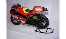 модель 1/12 гоночный мотоцикл APRILIA - RSW250 N 48 250cc 'Spain's №1' WORLD CHAMPION 2006 JORGE LORENZO  Altaya 1:12, масштабная модель мотоцикла, scale12