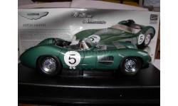 модель 1/18 гоночный Aston Martin DBR1 #5 1959 Le Mans победитель winner Shelby Collectibles металл 1:18