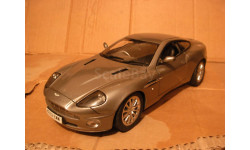 модель 1/18 Aston Martin Vanquish James Bond 007 Die Another Day Beanstalk металл 1:18, масштабная модель, scale18