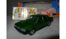 модель 1/43 Audi 100 +наклейки Mattel/Hot Wheels металл 1:43, масштабная модель, Mattel Hot Wheels, scale43