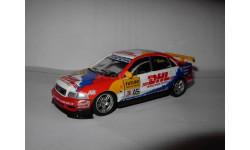 гоночная модель 1/43 Audi A4 STW 1997 DHL #45 F.Biela High Speed металл 1:43